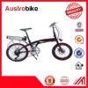 36V350W Ebike 20の小型12 折られた電気バイクFoldable Ebike