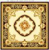 het Ontwerp die van het Patroon van het Tapijt van 1200*1200mm het Gebruik van de Ceramiektegel voor Vloer vloeren