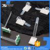 プラスチック調節可能なワイヤーロープの十字クランプ