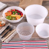 casella di pranzo di plastica libera a gettare di imballaggio per alimenti del ristorante (casella dei pp)
