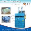 압박 기계를 짐짝으로 만들 유압 몬 재생 수직 포장기 장비 /Wool