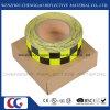 Type Traffice de nid d'abeilles de PVC avertissant le vinyle adhésif de bande r3fléchissante (C3500-G)