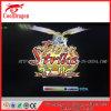 Machine chaude de jeu de pêche de la vente 3D des Etats-Unis de dragon de dragon vert de grève rouge de tigre