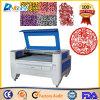 Гравировальный станок бумаги вырезывания лазера CNC 80W фабрики Jinan Китая
