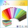 Da polpa de papel do Virgin do Fsc BSCI do padrão europeu do papel de Origami cor brilhante de dobramento