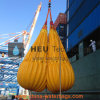 Het testen van Zak van de Ballast van het Gewicht de Water Gevulde voor Kraan