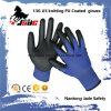 13G U3 tricotant le gant enduit d'unité centrale