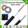 PV-Cq силового кабеля 1*2mm2 японского стандартного S-Двигателя Approved солнечный