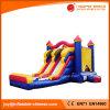 ' aufblasbares springendes Plättchen-Schloss Belüftung-23 kombiniert für Kinder (T3-202)