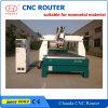 Baixo custo! ! Estátua da espuma de 4 linhas centrais que cinzela a máquina do CNC, máquina de madeira do CNC de 4 linhas centrais
