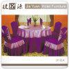 Revêtements lumineux bon marché de présidence de banquet de couleur (JY-E14)