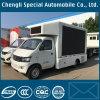 Petit 4X2 DEL camion mobile de LHD à vendre