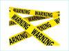 Warnendes Band für im Freiengebrauch