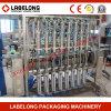 Máquina de rellenar en botella del agua linear