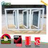 Vidrio de ventana de la ventana del impacto de la ventana del vinilo del PVC de UPVC/
