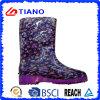 Водоустойчивый PVC Rain Boots Ankle для Lady