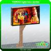 Openlucht verlichting-Adverterend van het Aanplakbord van het Aanplakbord Aanplakbord