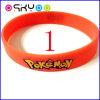 I 9 disegni nuovi di vendita caldi Pokemon vanno braccialetto del silicone