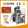 가득 차있는 자동적인 사탕 포장 기계