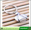 Promotion를 위한 도매 Metal Custom 3D Angel Key Chain