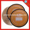 Пробел Frisbee логоса промотирования дешево подгонянный