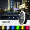 地下LEDによって埋められるライトを防水しなさい