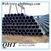Le noir enduit des extrémités coniques protègent la pipe sans joint d'acier allié
