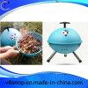 Fogão simples Shaped redondo do BBQ do carvão vegetal