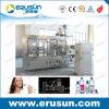 満ちるキャッピング機械を洗う良質の浄化された水