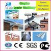 PVC-Regenwasser-Rinne-Strangpresßling-Maschine