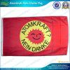 3X5FT Polyester Atomkraft Nein Danke rote Fahne (J-NF01F03053)