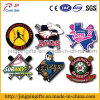 Metal Enamel Cricket Badge von Supplier anpassen