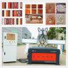 Máquina de estaca de madeira do CNC do eixo de madeira da linha de produção da máquina da porta/9kw Italy Hsd