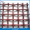 65mn rosso Screen Mesh Hot Sale a Medio Oriente