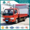 Euro de faible puissance IV de camion de cargaison de Dfca 115HP 4X2