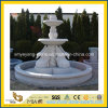 100% Hand Carved G603 Granite Water Fountain für Garten Ornament