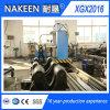CNC van vijf As de Scherpe Machine van het Gas van het Plasma van de Pijp van het Metaal
