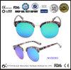2015 modo Sun Glass, Wholesale Metal Sunglasses con Polarized Lens