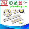 Shape rotondo LED Printed Circuit Board per Street Lamp, Light, Bulb, RGB