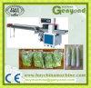 Tipo de almohada máquina de embalaje de verduras
