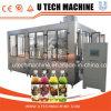 Máquina de rellenar del jugo confiado de la botella de la calidad