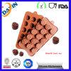 Moulages faits maison de crême glacée de silicones de crême glacée de la catégorie comestible DIY