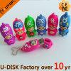 Concevoir la commande en fonction du client d'instantané d'USB de PVC de moule d'ouverture (YT-6433-16L)
