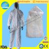 Overall-Sicherheit, die schützenden wegwerfbaren nicht gesponnenen Overall kleidet