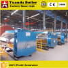 8t/Hr Evaporation Capacity Gas Fired Steam Boiler für Sale