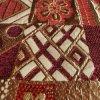 Tissu classique de sofa de Chenille de tapisserie d'ameublement de modèle (FTH31142)
