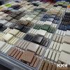 Surface solide en pierre artificielle de vente en gros d'usine de Kkr