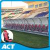Barracas de abrigo portátil para jogadores de futebol
