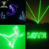 セリウムのRoHS 1WフルカラーRGBのアニメーションDJのレーザー光線