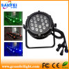 Discoteca Lighting del LED PAR 18 PCS*10W 4in1
